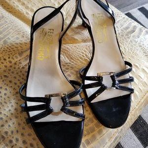 Ferragamo heels